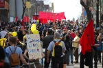 Manifestation du 1er mai 2011, Montréal (Rémi Leroux)