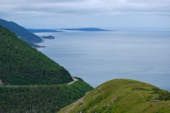 Cape Breton - Nova Scotia - Highlands state park - Skyline