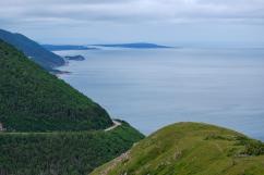 Cape Breton - Nova Scotia - Highlands state park - Skyline
