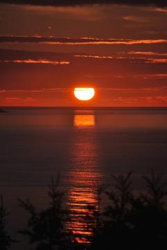 Cape Breton - Nova Scotia - Bay St-Lawrence